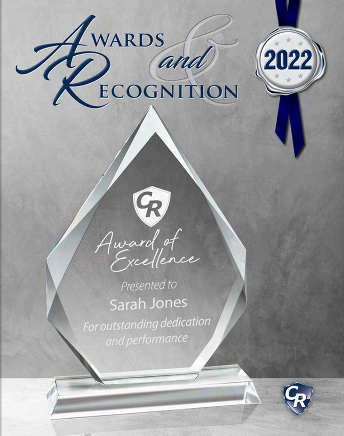 View Awards And Recognition Online Catalogue